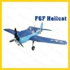 Dynam DY8958 F6F Hellcat (PNP, w/o Tx, Rx, battery and Charger)