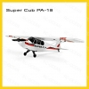 Dynam DY8927-1 Super Cub white (PNP, w/o Tx, Rx, battery and Charger)
